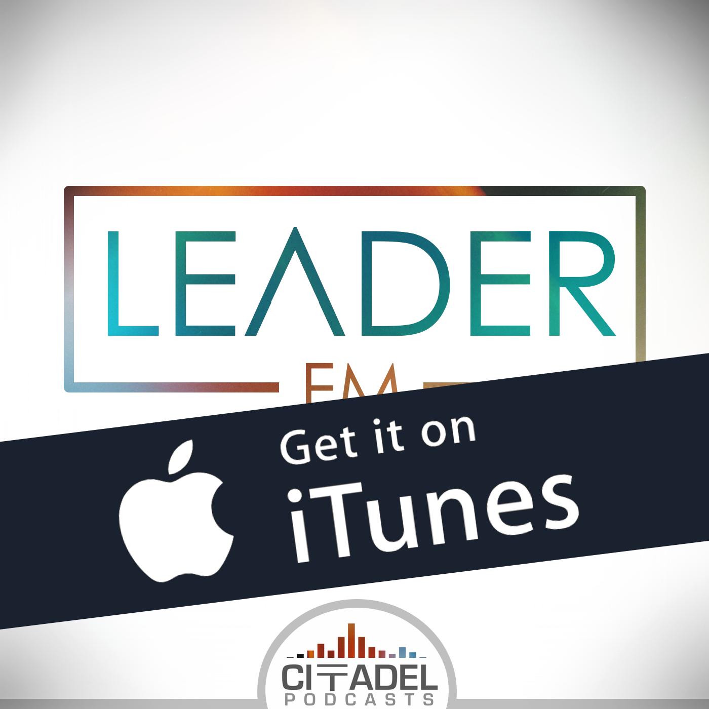 leader.fm tony Creech leadership canada